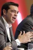 77 tif亚历克西斯Tsipras 免版税库存照片