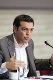 77 tif亚历克西斯Tsipras 免版税库存图片