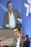 77 TIF Alexis Tsipras Lizenzfreie Stockfotografie