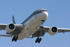 777 Боинг Стоковое Изображение