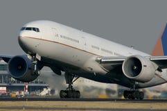 777 boeing Arkivfoton