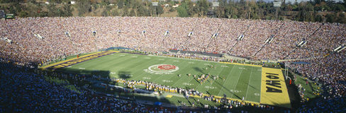 77th Rose Bowl game Stock Photo