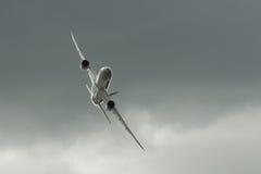 787波音dreamliner 免版税库存图片