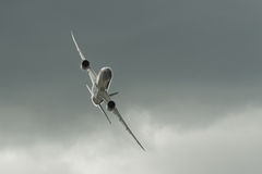 787 boeing dreamliner Royaltyfri Bild