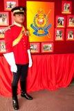 78th Celebrações malaias 2011 do aniversário do exército Fotos de Stock