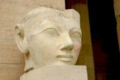 79雕刻的hatshepsut女王/王后 库存照片