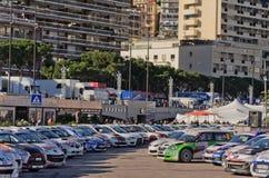 79.o Reunión de Monte Carlo, edición del centenary Fotografía de archivo libre de regalías