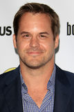 Kyle Bornheimer. LOS ANGELES - AUG 23: Kyle Bornheimer arrives at the 'Bachelorette' Premiere at ArcLight Cinema Theaters on August 23, 2012 in Los Angeles, CA royalty free stock images