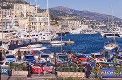 79ste Verzameling DE Monte Carlo, centenary uitgave Royalty-vrije Stock Afbeelding