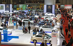 79th geneva internationella motorshow Royaltyfri Foto