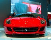 79th geneva internationella motorshow Arkivbilder