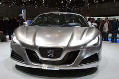 79th geneva internationella motorshow Royaltyfri Bild