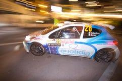 79th Rally de montecarlo , centenary' edition Royalty Free Stock Image