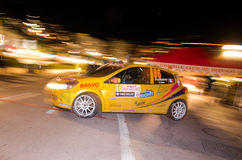 79th Rally de montecarlo , centenary' edition Stock Images
