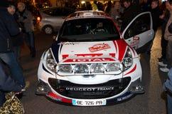 79th Rally de montecarlo , centenary' edition Stock Images