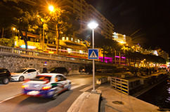 79th Rally de montecarlo , centenary' edition Stock Photo