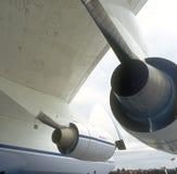 7mo Salón internacional de la aviación y del espacio. Kyiv. Imagenes de archivo