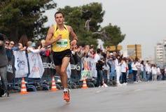 7th alexander stora internationella maraton Arkivbilder