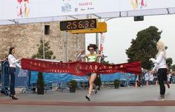 7th alexander stora internationella maraton Royaltyfri Fotografi