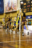 7th Asian Netball Championship Action (Blurred) Stock Photo