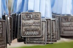 7th International Alexander The Great Marathon  Stock Photos