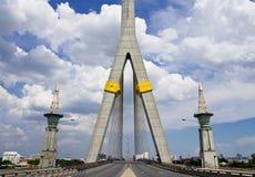 8ème rama Thaïlande de passerelle Images libres de droits