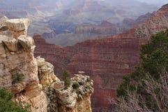 8个峡谷全部视图 库存照片