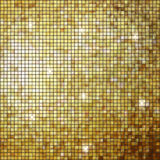 8个明亮的coloeful eps轻的马赛克正方形 免版税图库摄影