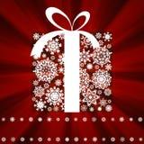 8个看板卡圣诞节eps模板 库存图片
