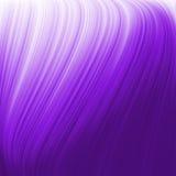 8个背景eps流转弯紫罗兰 库存例证