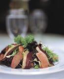 8优良用餐 免版税库存照片