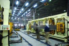 8工厂 免版税图库摄影