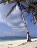 8海滩 库存图片