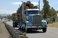 8记录的卡车 免版税图库摄影