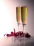 8香槟 图库摄影