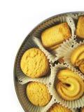 8 μπισκότα κιβωτίων Στοκ εικόνες με δικαίωμα ελεύθερης χρήσης