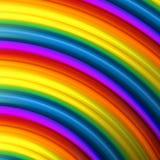 8 абстрактных черных цветастых волн eps Стоковое Изображение RF