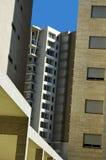 8 жилых кварталов Стоковая Фотография