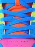 8 изолированных в стиле фанк emo ботинка Стоковое Изображение