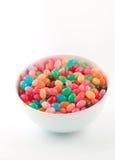 8 серий пасхи конфеты Стоковое фото RF