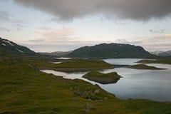 8 2008 fiordów Norway Fotografia Royalty Free