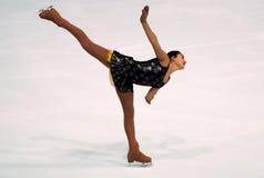 8 2010第3只杯子欧罗巴海伦娜冰鞋 免版税库存图片