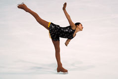 8 2010 łyżwa filiżanki europa Helena łyżwa Obraz Royalty Free