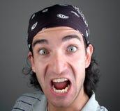 8态度 免版税库存图片