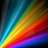 8 abstrakcjonistyczny karciany kolor eps Fotografia Royalty Free