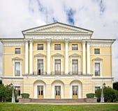 8 architektur pałacu Obraz Royalty Free