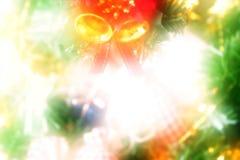 8 bakgrundsjul Royaltyfri Fotografi