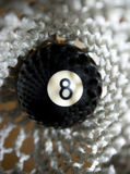 8 Ball Royalty Free Stock Photography