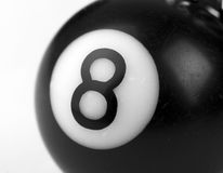 8-ball Royalty Free Stock Photos