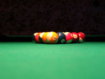 8 Ball royalty free stock image
